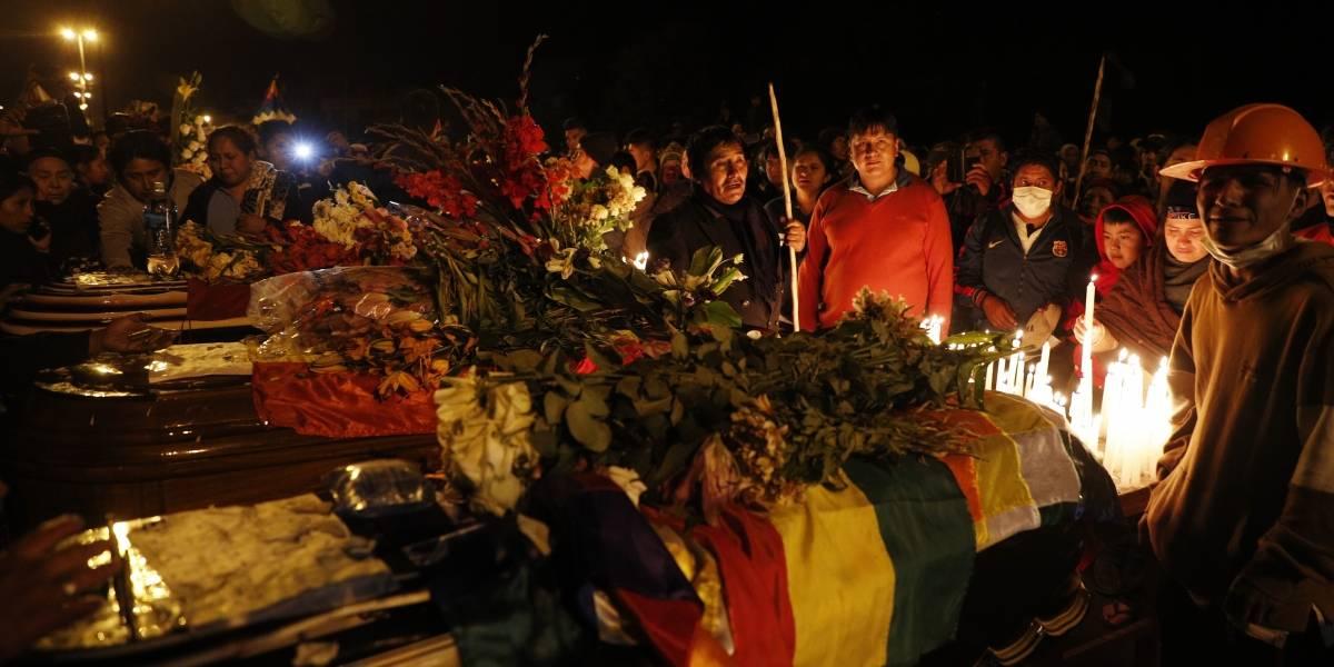 """""""No será resuelto por medio de la fuerza y la represión"""": Bachelet se refiere al gran número de muertos en Bolivia durante los últimos días"""