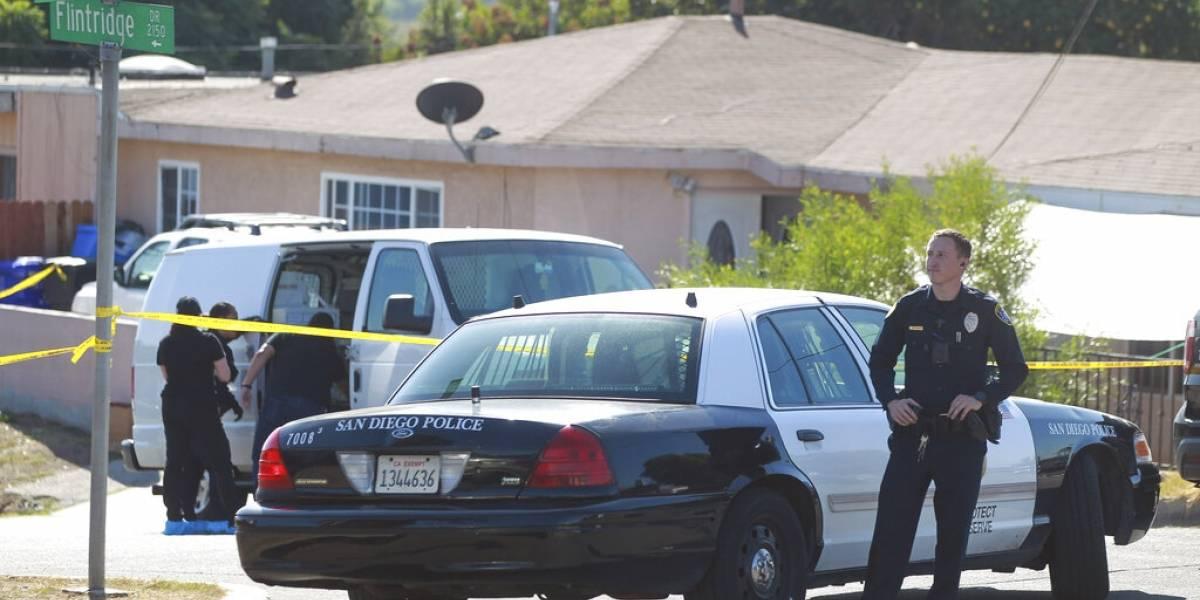 Nuevo tiroteo en California deja 5 muertos, entre ellos 3 niños