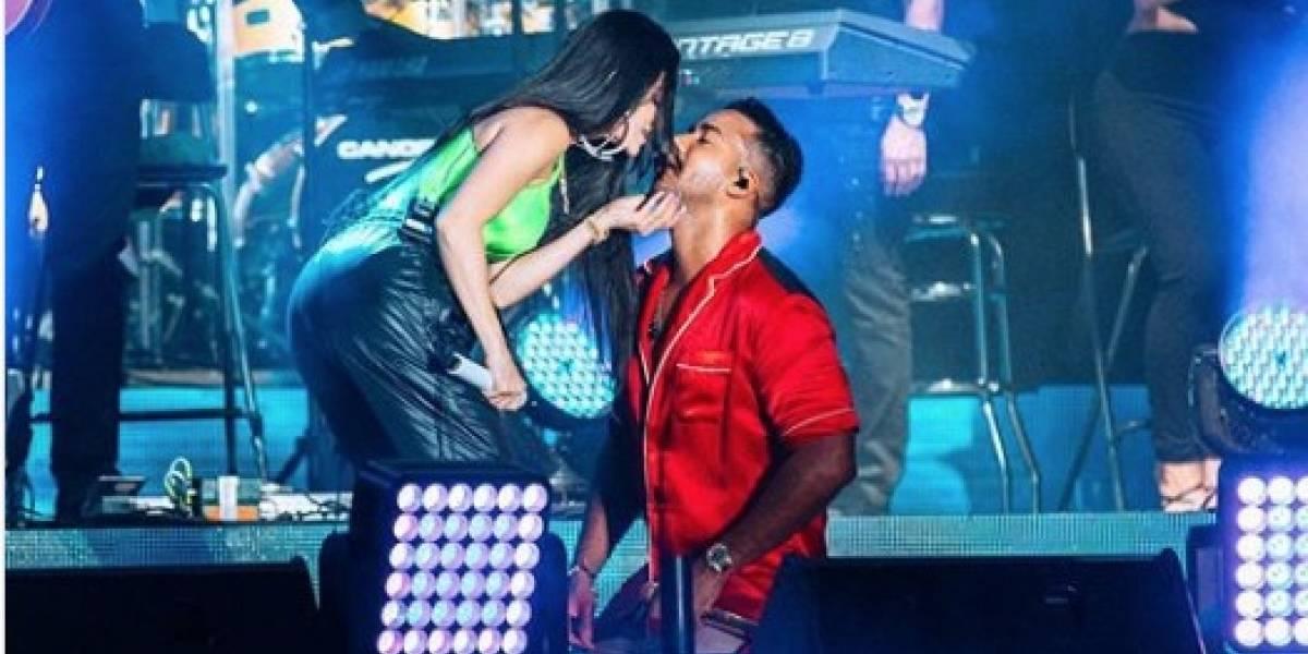 ¡Lo hizo otra vez! Natti Natasha movió su cuerpo sin censura con Romeo Santos