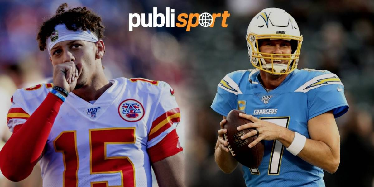Chiefs vs. Chargers, ¿dónde y a qué hora ver el Monday Night Football?
