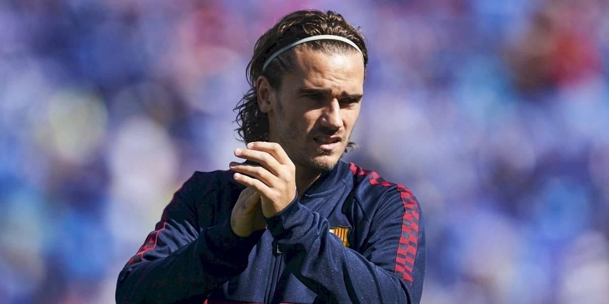 Griezmann muestra apoyo al futbol femenil de España durante huelga