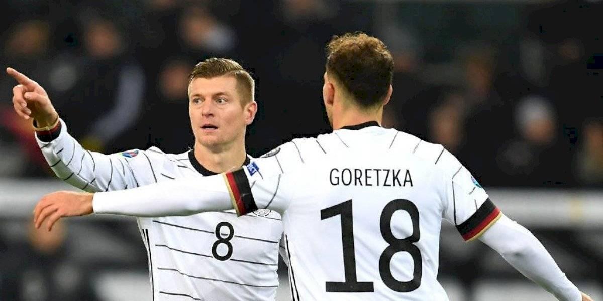 Holanda vuelve a la Euro ocho años después