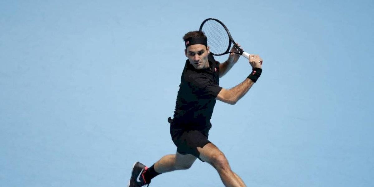 """Roger Federer: """"Estoy frustrado por no haber jugado mejor"""""""