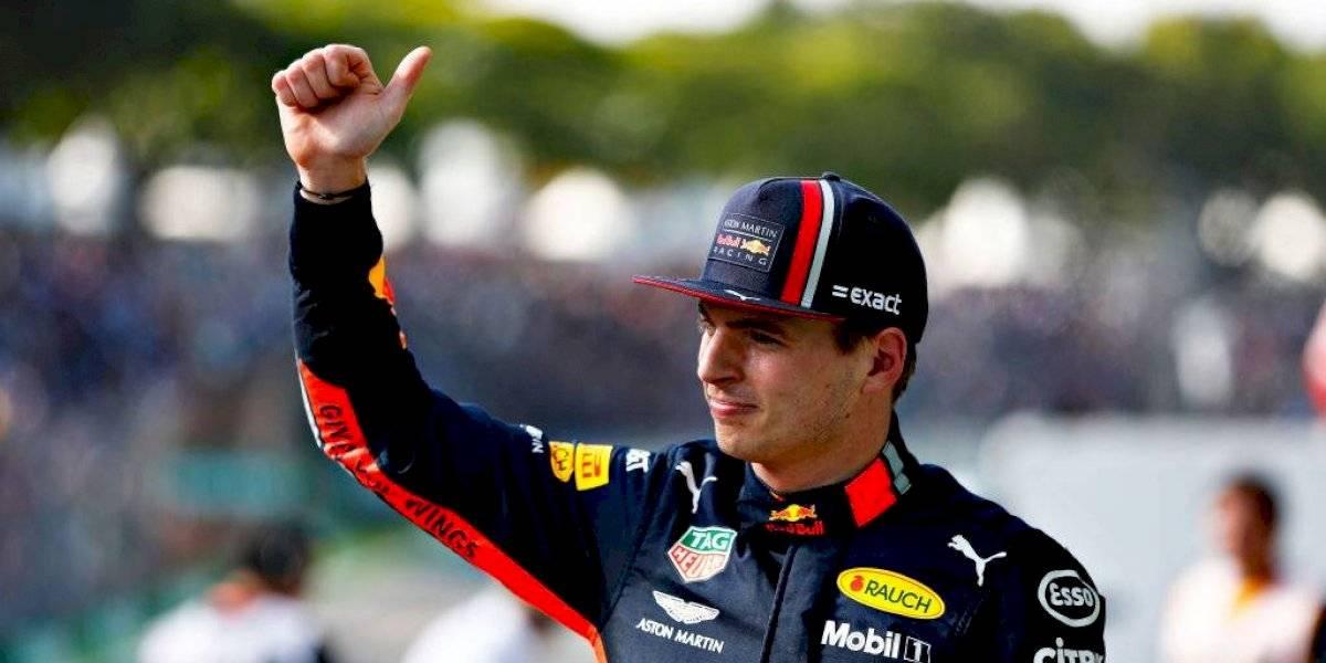 Max Verstappen consigue la pole en el Gran Premio de Brasil; 'Checo' iniciará decimoquinto