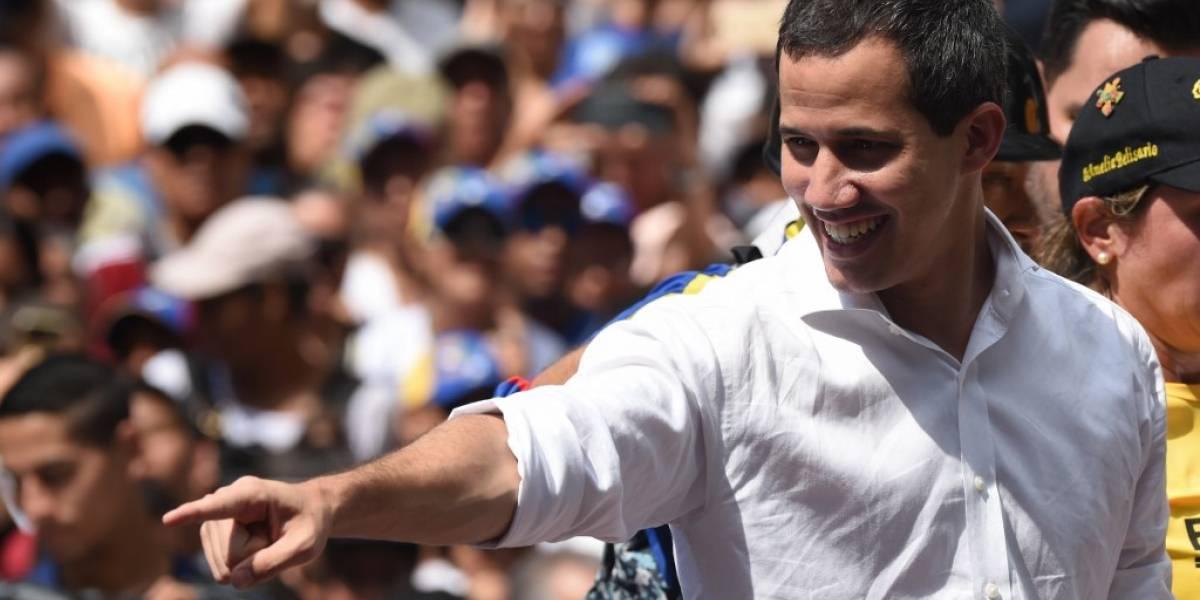 """""""Hasta que caiga Maduro"""": Guaidó pide a oposición mantener las protestas"""