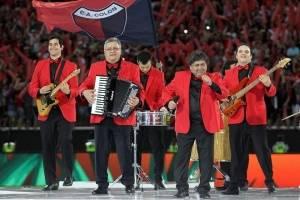 Los Palmeras en la final de la Copa Sudamericana