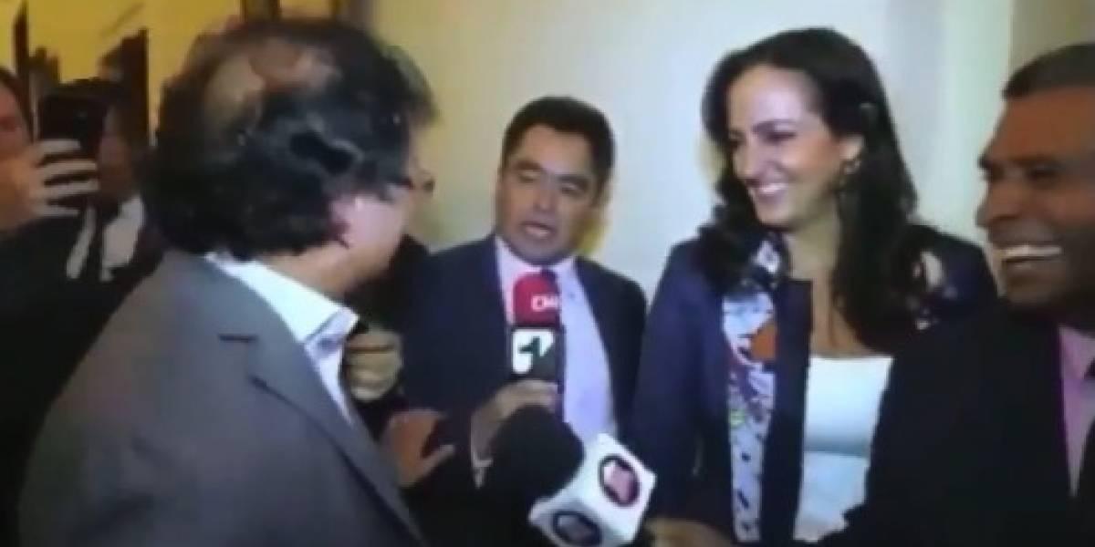 En video: Petro le propuso un trío a la senadora María Fernanda Cabal