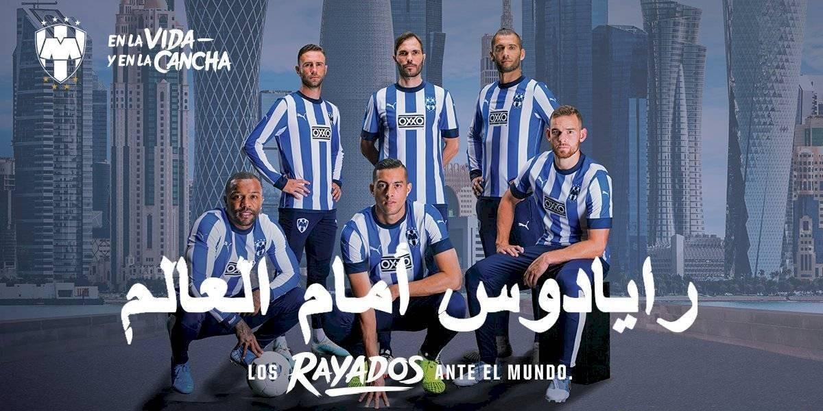 Revenden playera especial de Rayados para el Mundial de Clubes hasta en 10 mil pesos