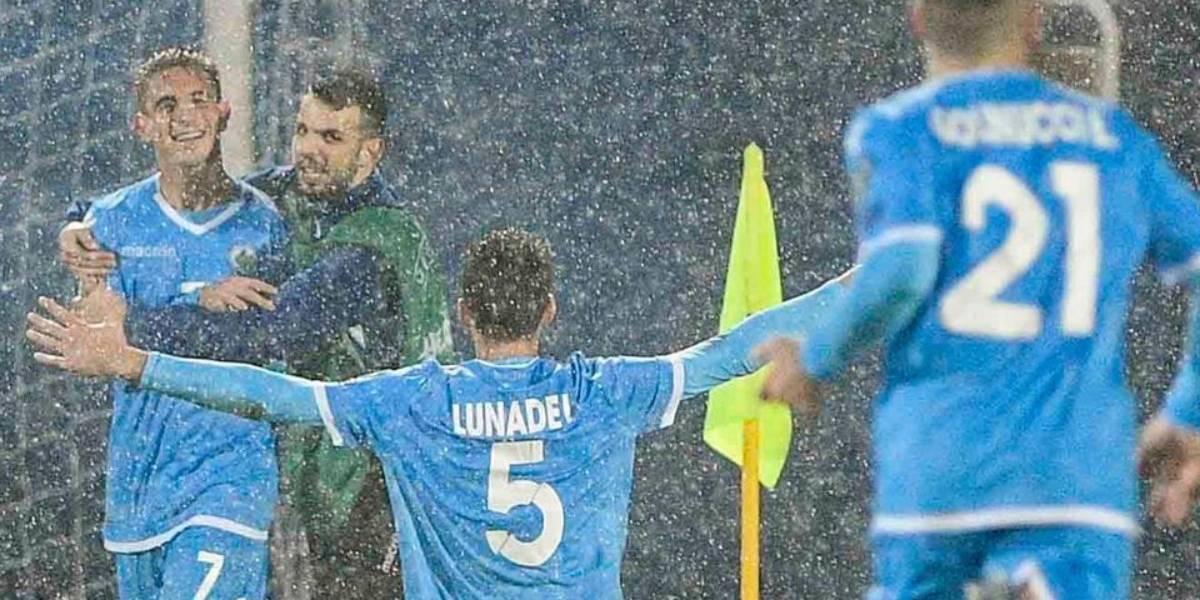 803 días después, San Marino volvió a marcar… pero volvió a perder