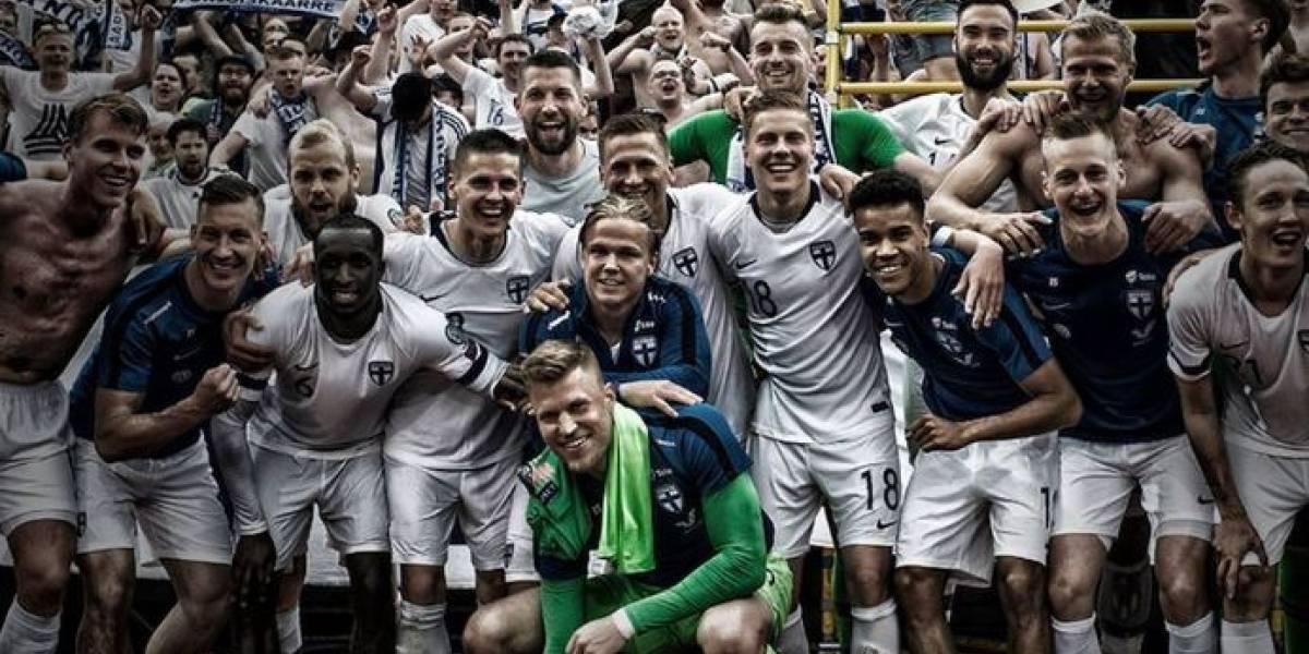 ¡HISTÓRICO! Finlandia clasifica a su primera Eurocopa