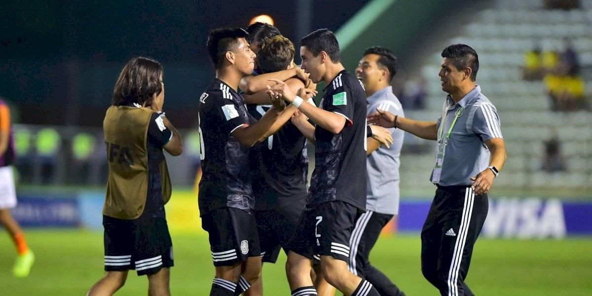 México, a emular la historia en el Mundial Sub 17