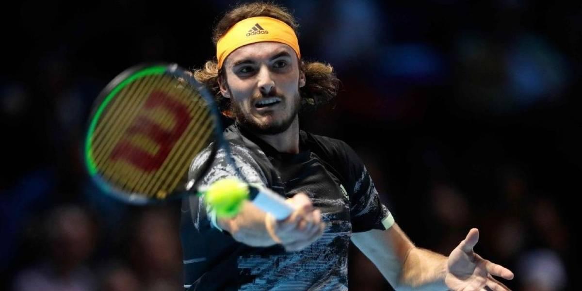 Roger Federer, seis veces campeón del Masters, fue eliminado en Londres