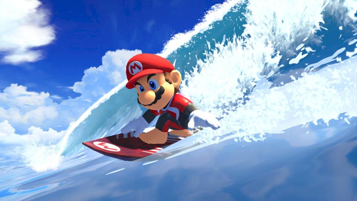 As Modalidades Disponíveis Em 'Mario & Sonic At The