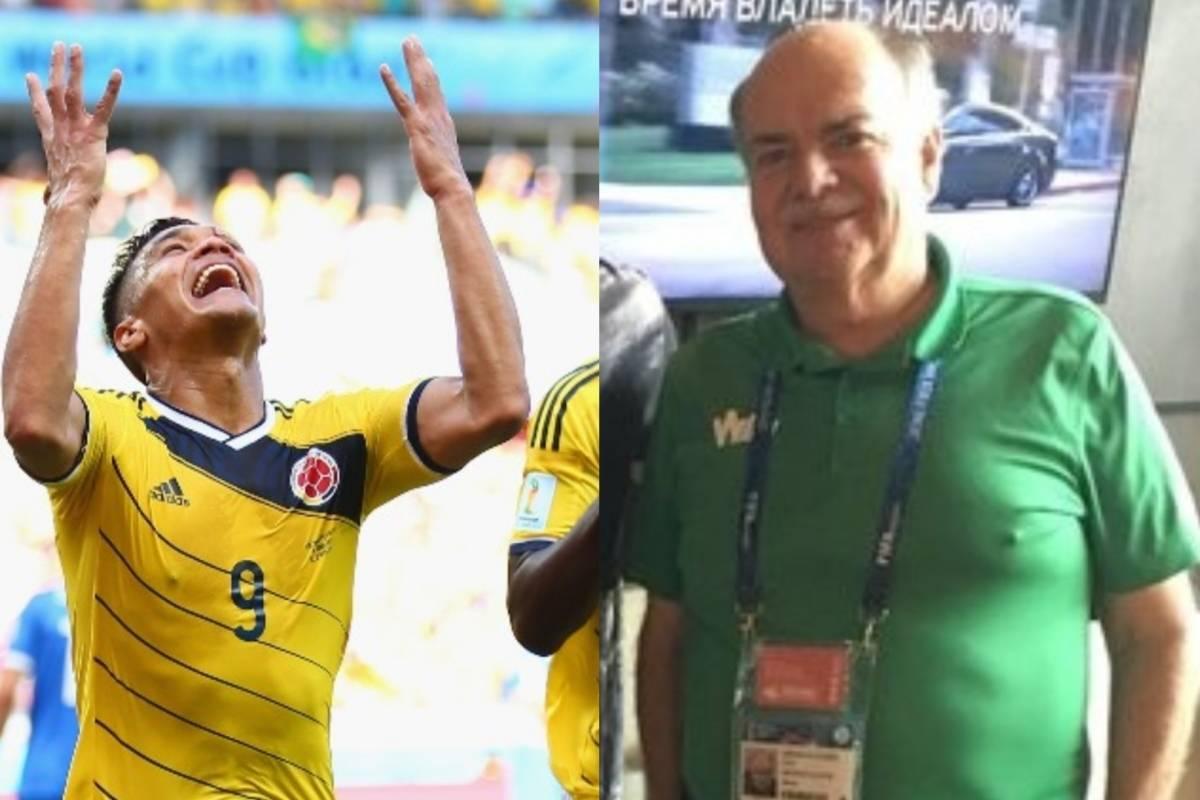 Iván Mejía propuso la vuelta de 'Teo' Gutiérrez a 'LA TRICOLOR' y le dijeron de todo en Twitter - Comutricolor