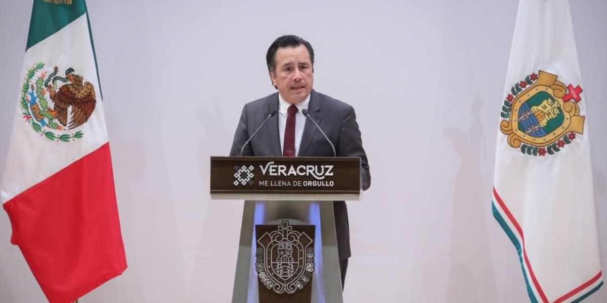 'En Veracruz ya se acabó con la impunidad', señala Cuitláhuac García
