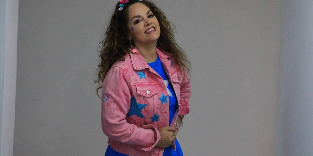 Tatiana pondrá a cantar a sus amigos