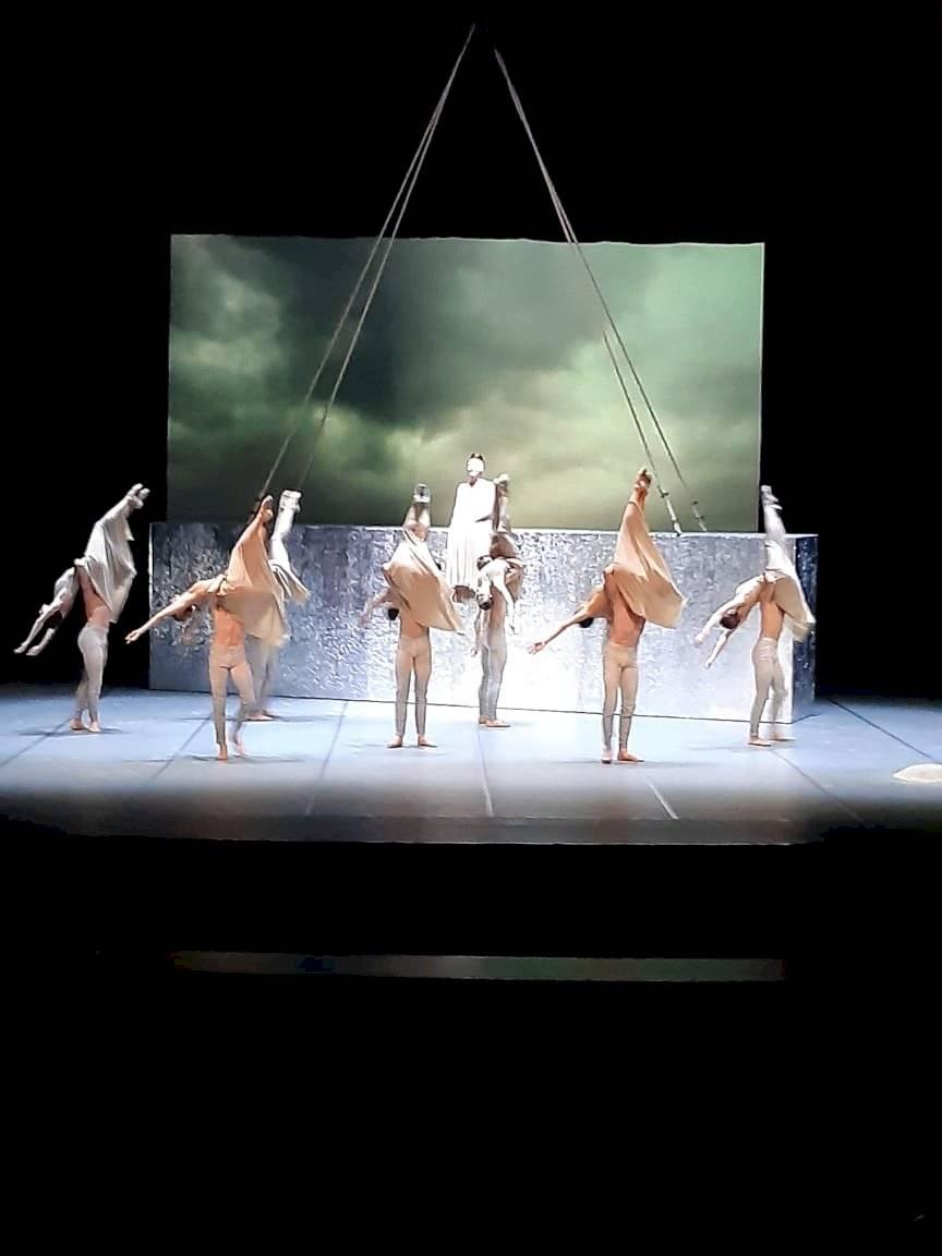El Ballet de Belgrado abrió 4to Festival de las Artes Vivas en Loja METRO ECUADOR