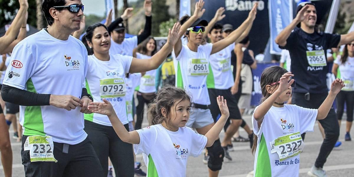 Corre por ti y vuela por ellos: maratón solidaria a beneficio de los niños con  Piel de Cristal