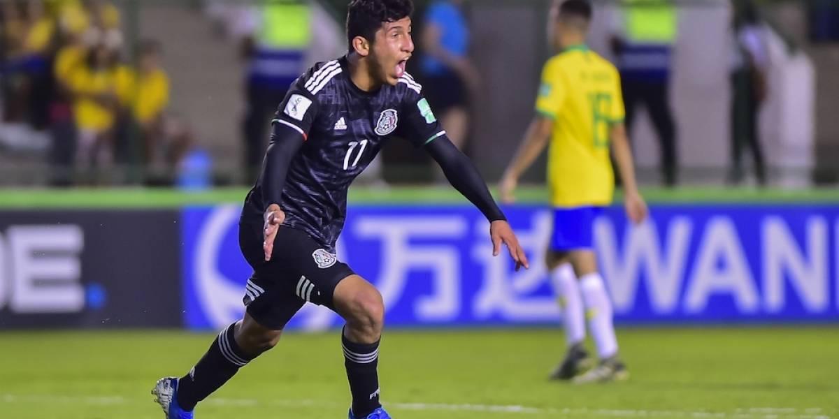 VIDEO: Así fue el gol de Bryan González en la final del Mundial sub 17