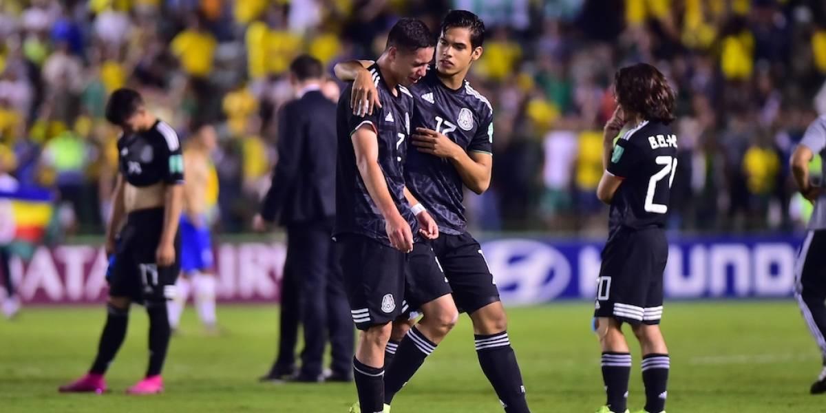 El Tri sub-17 deja escapar el título ante Brasil