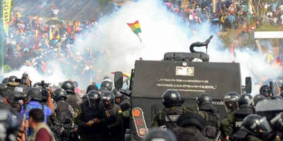 CIDH eleva a 23 muertos y 715 heridos por crisis en Bolivia