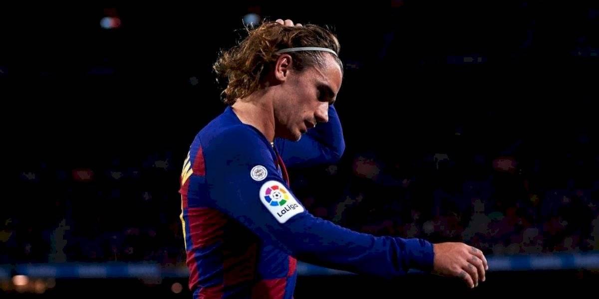 Griezmann reconoce que Barcelona no es un lugar fácil para jugar