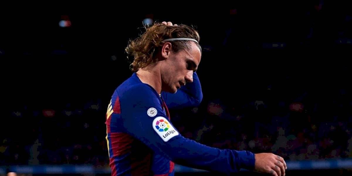 """Griezmman: """"Están celosos en Barcelona por haber ganado el Mundial"""""""