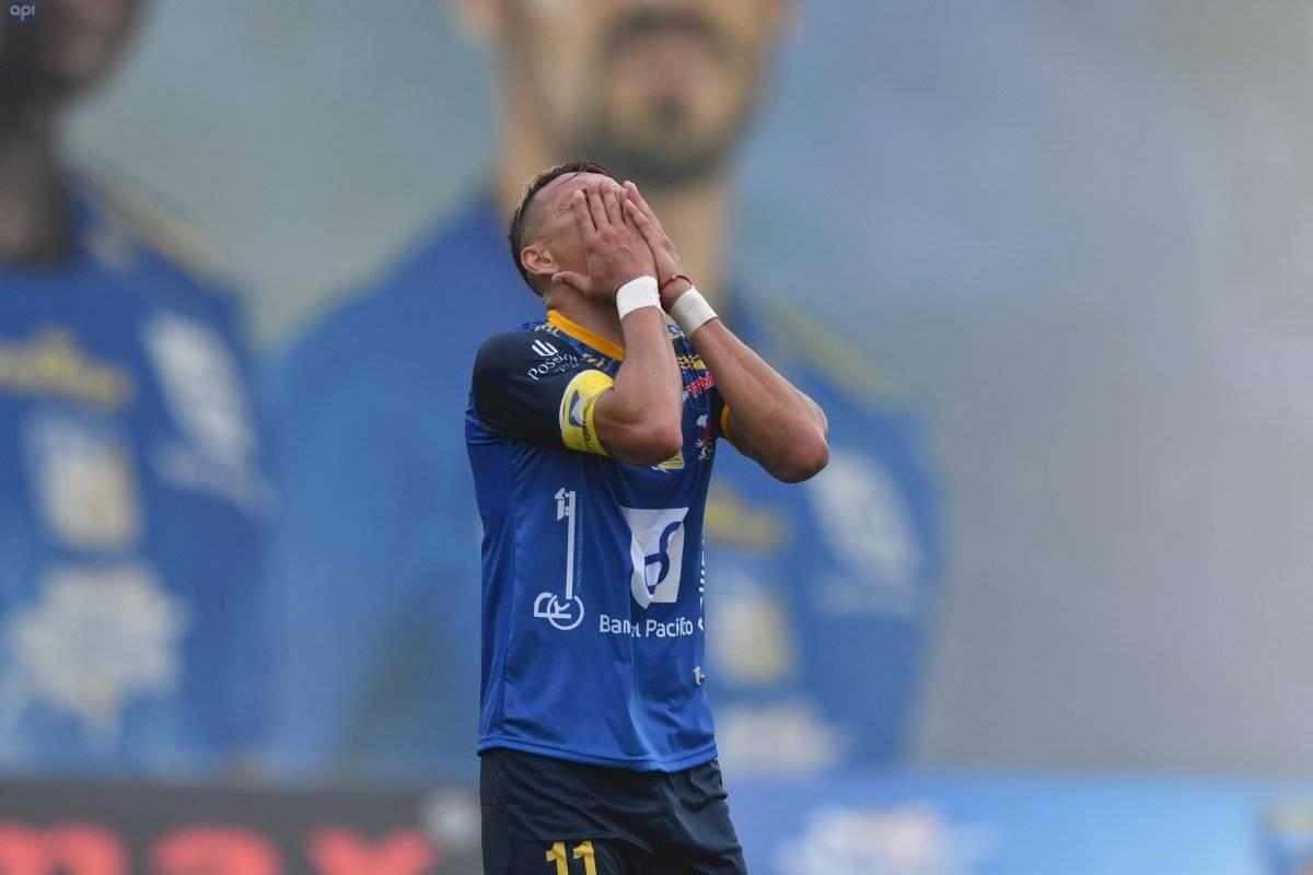 Copa Ecuador: Jugadores de Delfín rechazaron la calle de honor de Liga de Quito