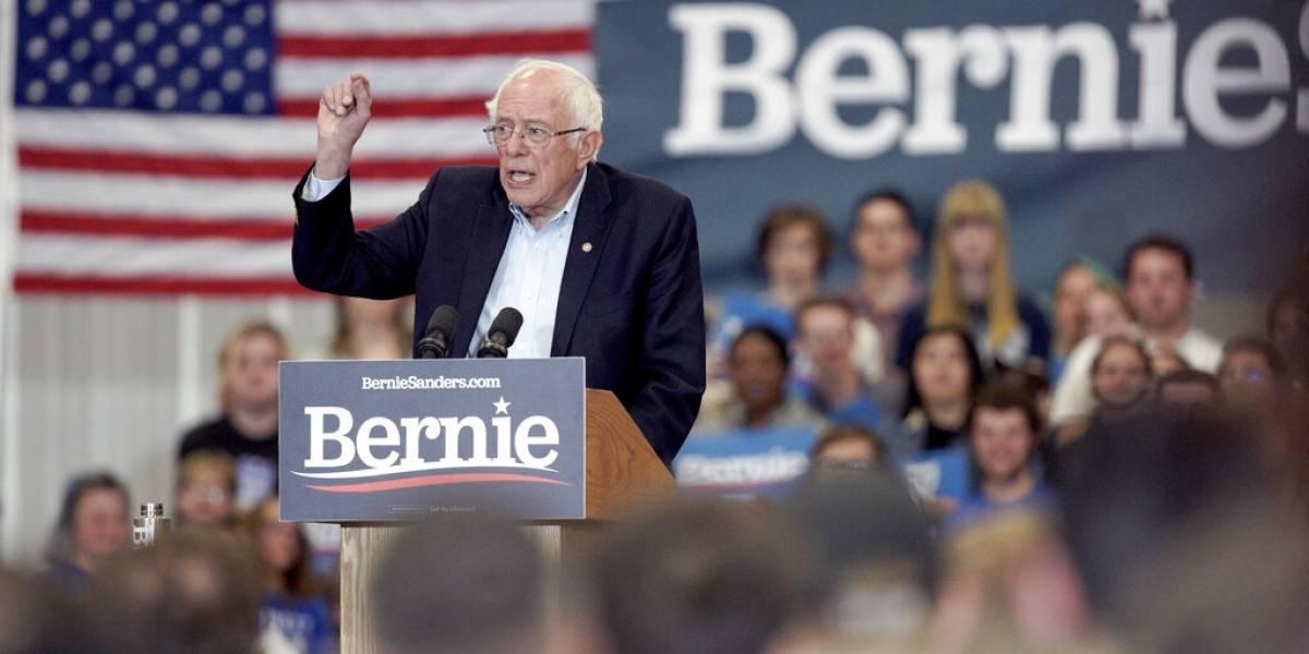 Bernie Sanders le pone una arrastrada a Jorge Ramos