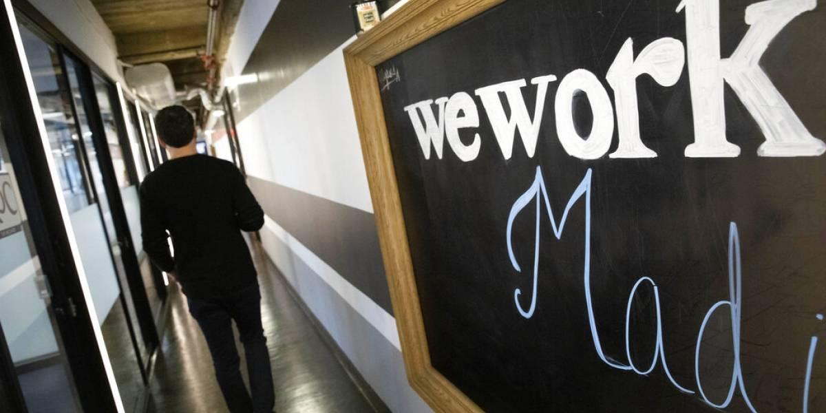 WeWork prepara despido de hasta 6 mil personas: NYT