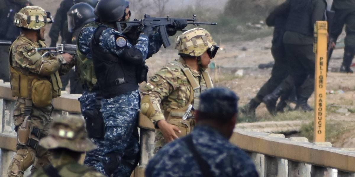 ¿Licencia para matar en Bolivia? El polémico decreto del gobierno interino que exime de responsabilidad penal a las Fuerzas Armadas