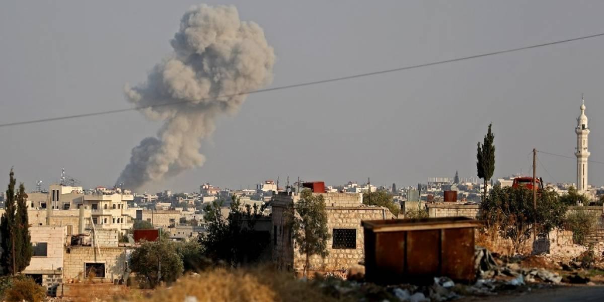 Atentado terrorista al norte de Siria deja al menos 15 fallecidos