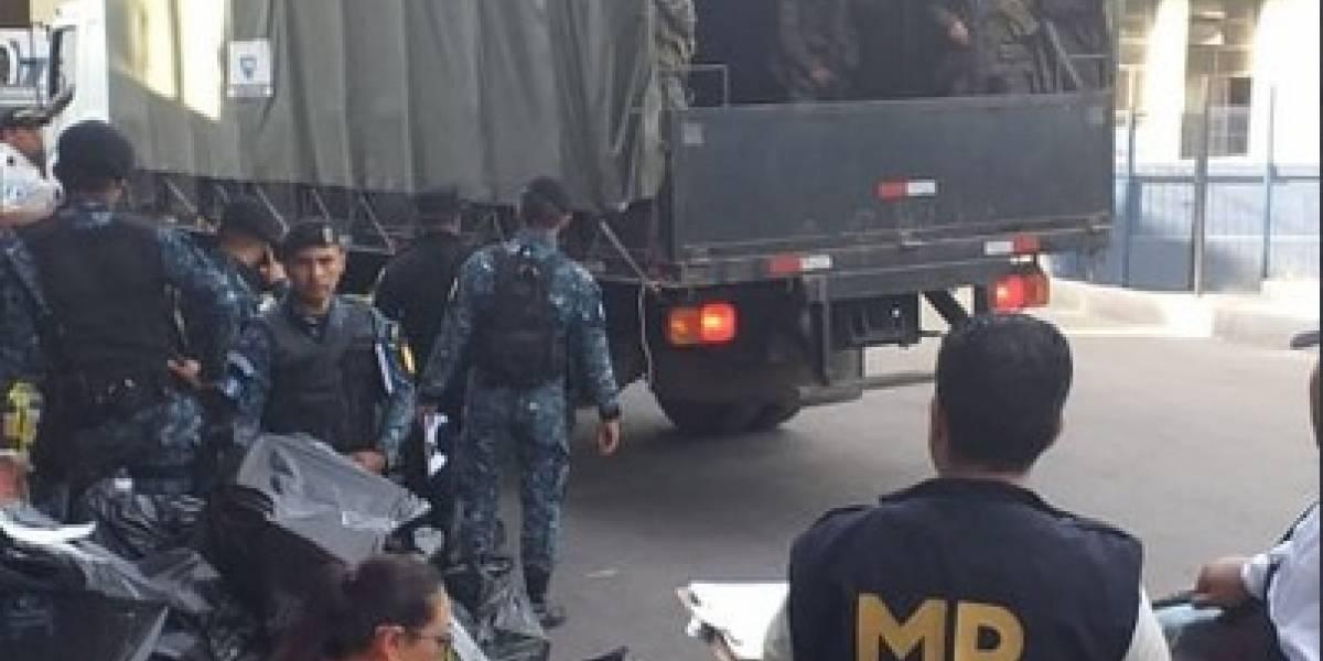 Servicio en aduana de Tecún Umán es suspendido por nuevos disturbios