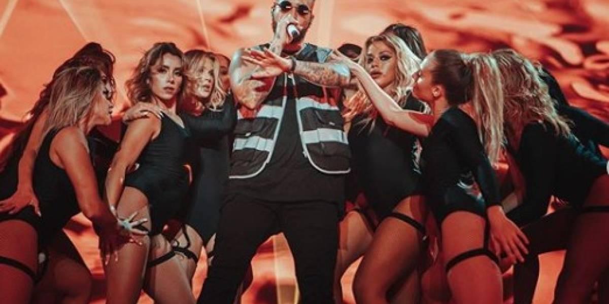 ¡Maluma le dice adiós a su ex! Tras besar a una chica en su último concierto