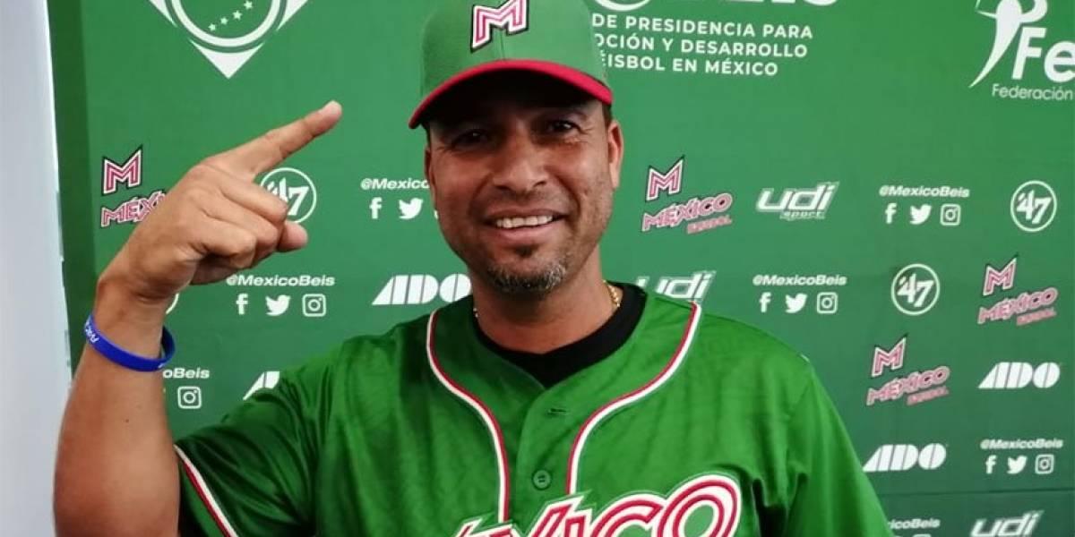 Manager Juan Gabriel Castro contento por pase a Tokio 2020