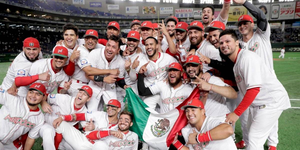 México consigue histórico pase a Juegos Olímpicos, en el beisbol