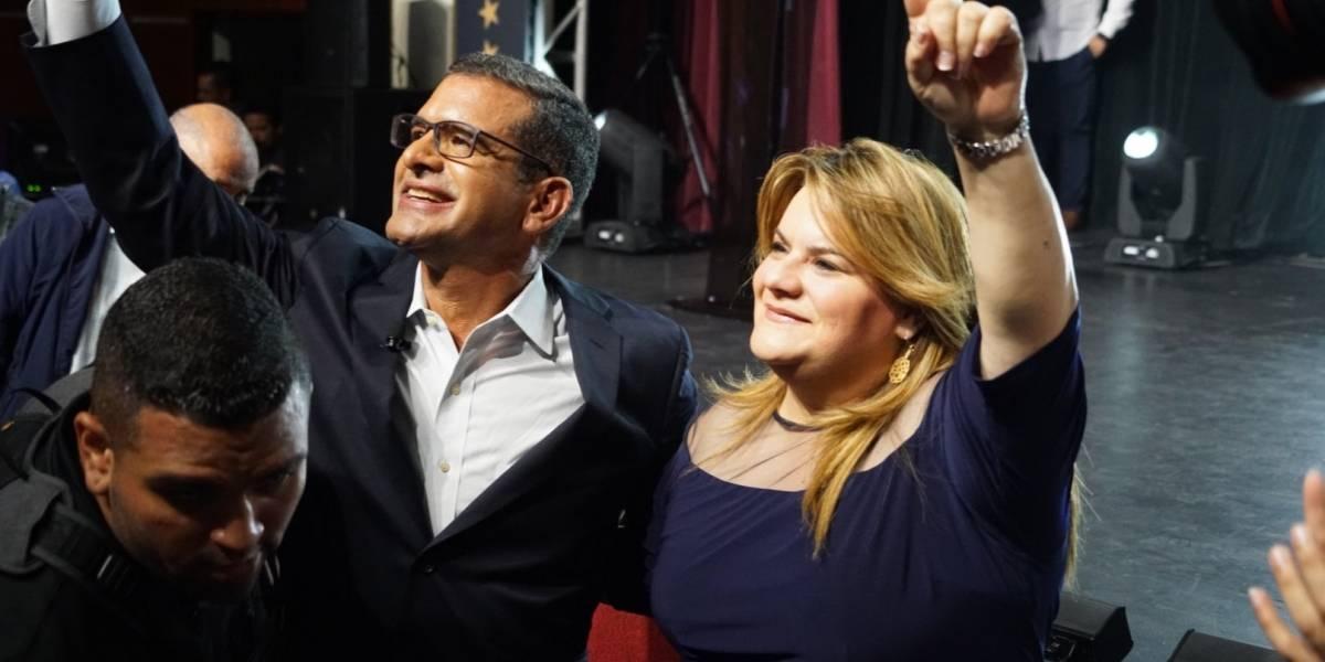 Jenniffer González asegura que está lista para enfrentar a Aníbal Acevedo Vilá y cualquiera del PPD