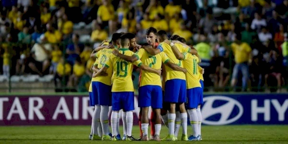 Brasil dio vuelta el marcador en una infartante final contra México y se coronó campeón mundial sub 17