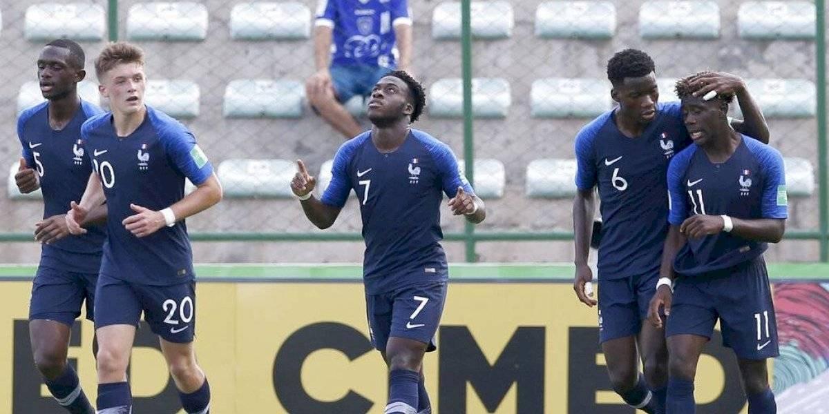 Francia se queda con el tercer lugar del Mundial Sub-17