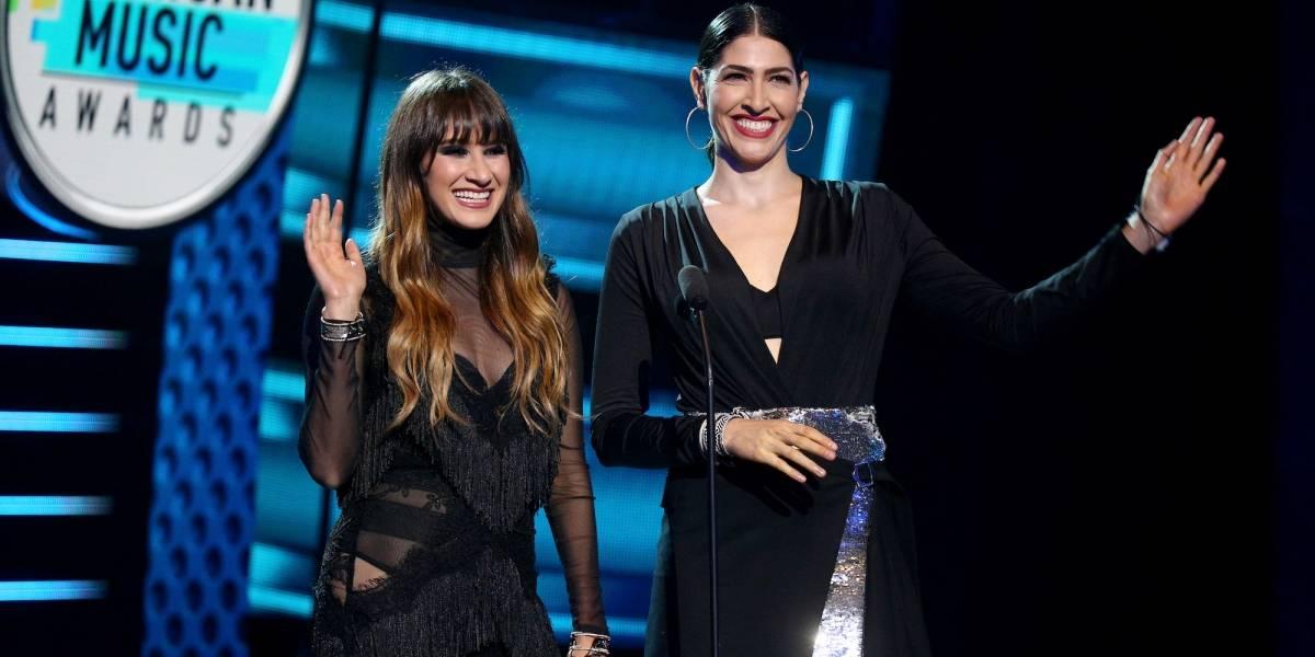 Ha*Ash y Ana Bárbara  interpretarán el Himno Nacional en el Chiefs y Chargers
