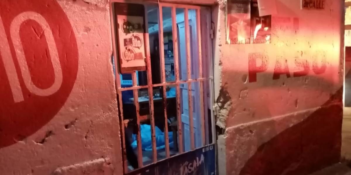 Menores hondureños habrían cometido ataque armado en una cantina en Mixco