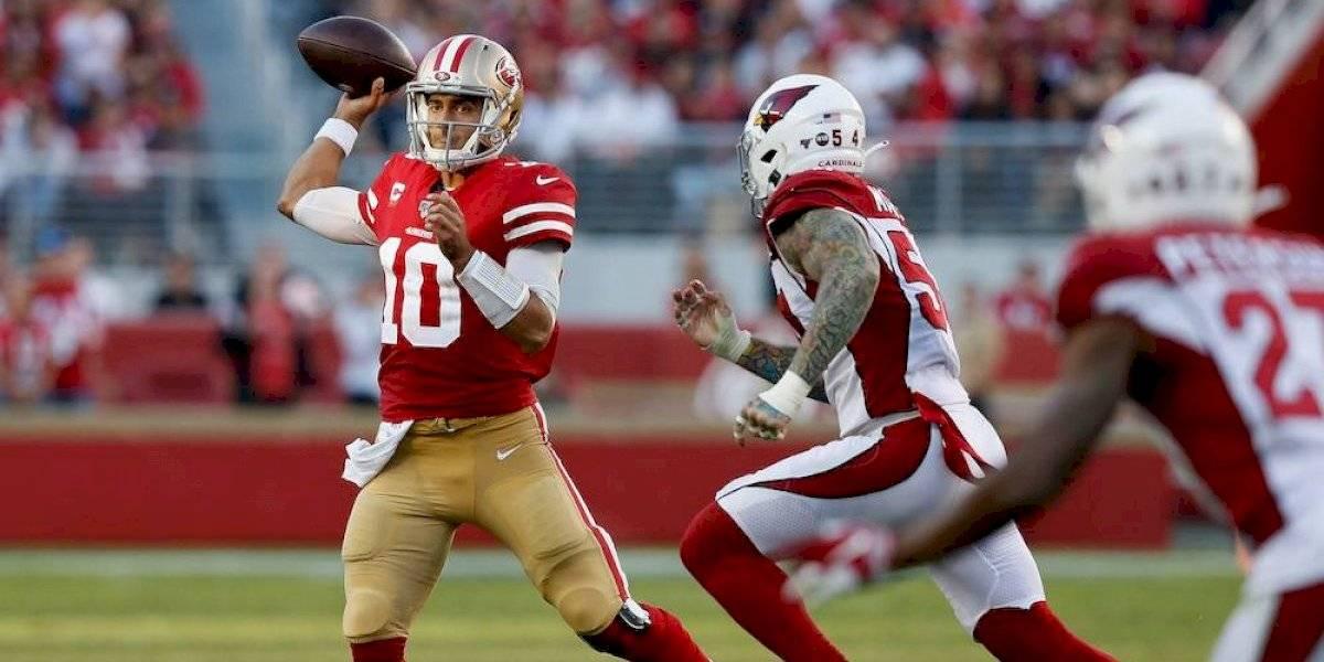 San Francisco retoma el paso ganador al imponerse a Cardinals