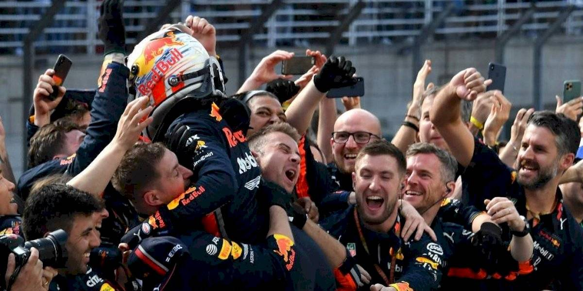 VIDEO. Max Verstappen se impone en el Gran Premio de Brasil de Fórmula 1