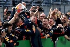 Max Verstappen gana Gran Premio Brasil de Fórmula 1