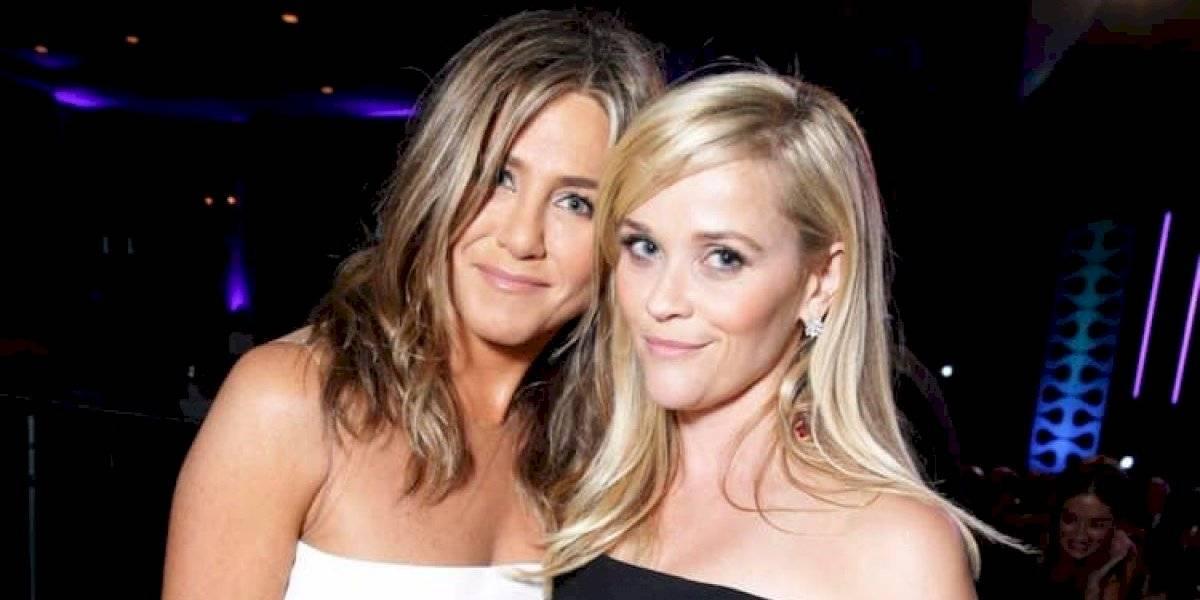 """Esta es la razón por la que Reese Witherspoon no quiso volver a trabajar en """"Friends"""""""
