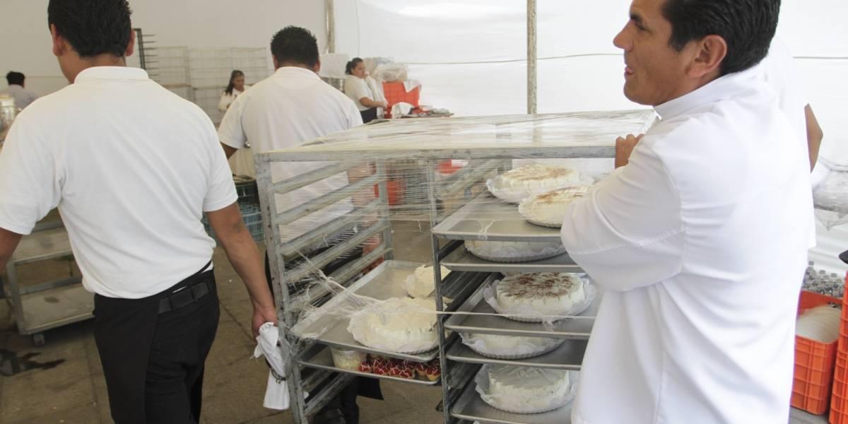 "Cámara de Diputados regala renta, agua y luz a restaurantes ""fifís"""
