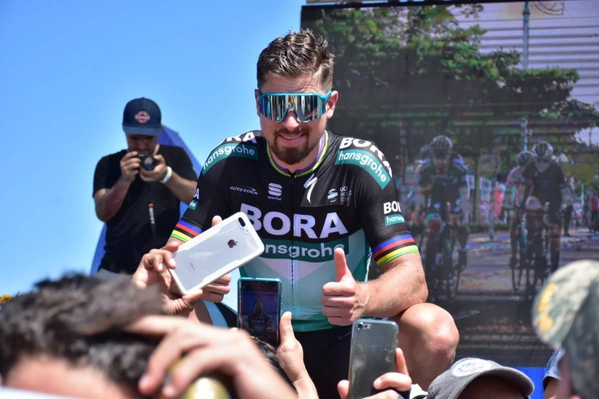 """""""Quiero volver a pedalear en Barranquilla"""": Peter Sagan - Publimetro Colombia"""