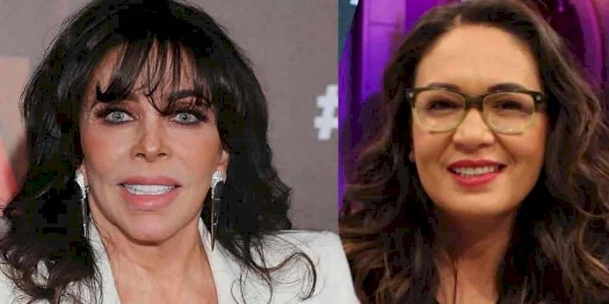 El supuesto romance entre Verónica Castro y Yolanda Andrade pudo ser más intenso de lo parecía