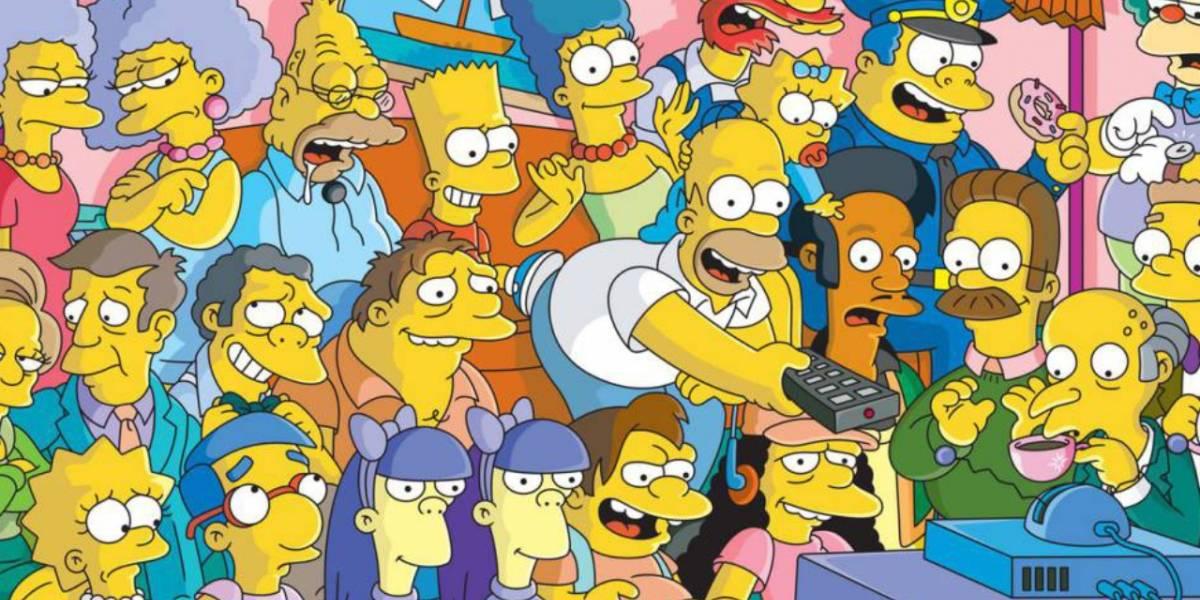 Disney+ solucionará el problema de relación de aspecto de Los Simpson