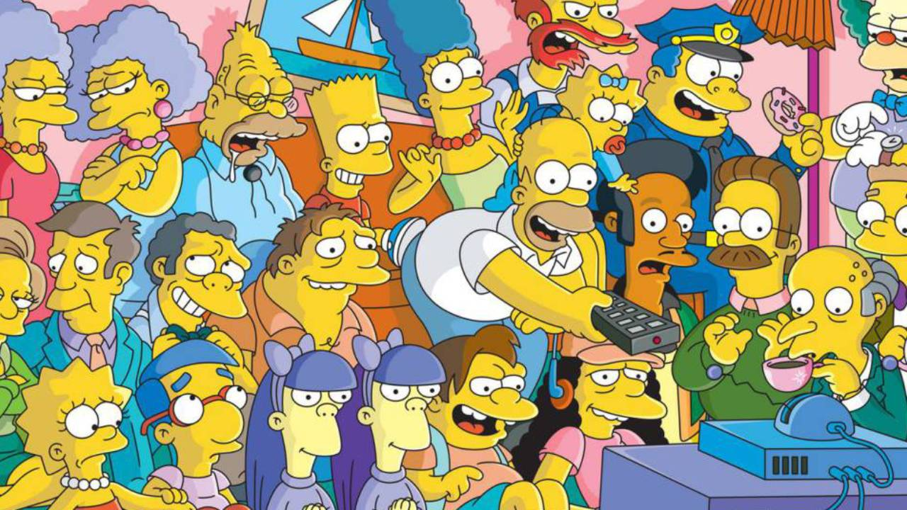Disney+ Los Simpson